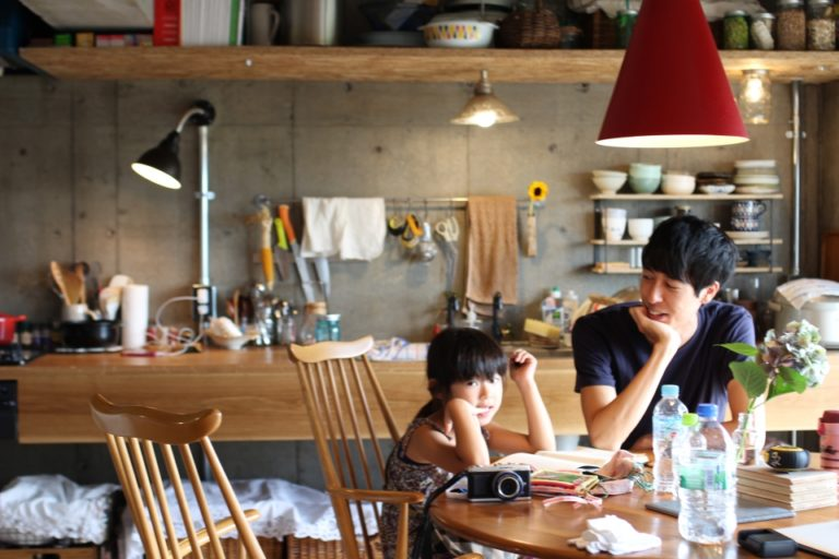 神奈川県相模原65㎡のリノベーション事例。父と娘の休日