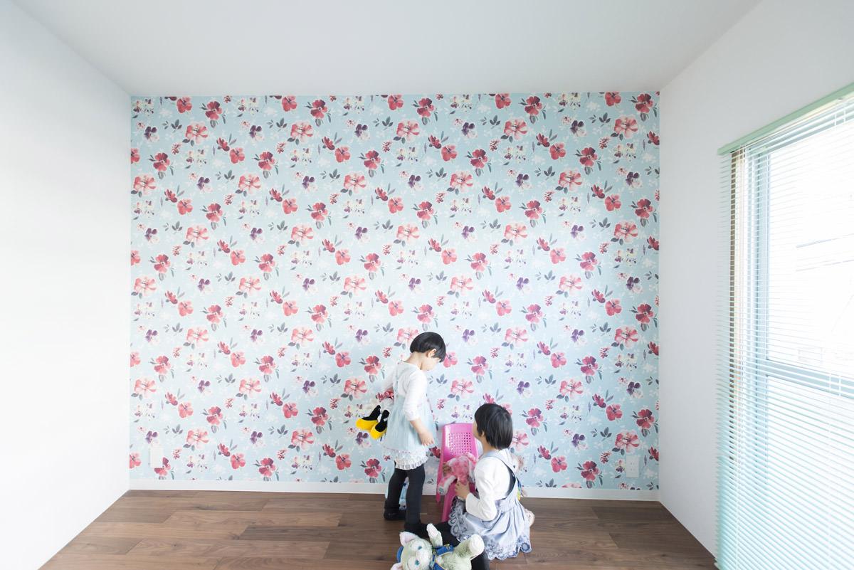 埼玉県武蔵浦和96㎡のリノベーション事例/子供部屋