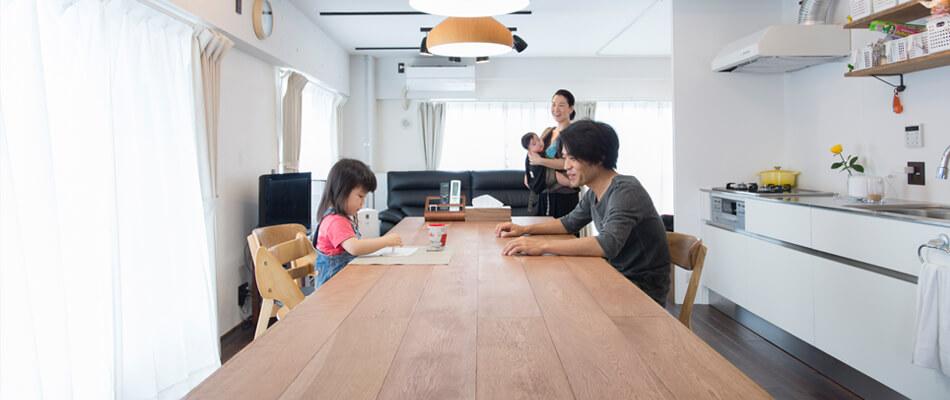 東京都「東村山」61㎡ リノベーション事例