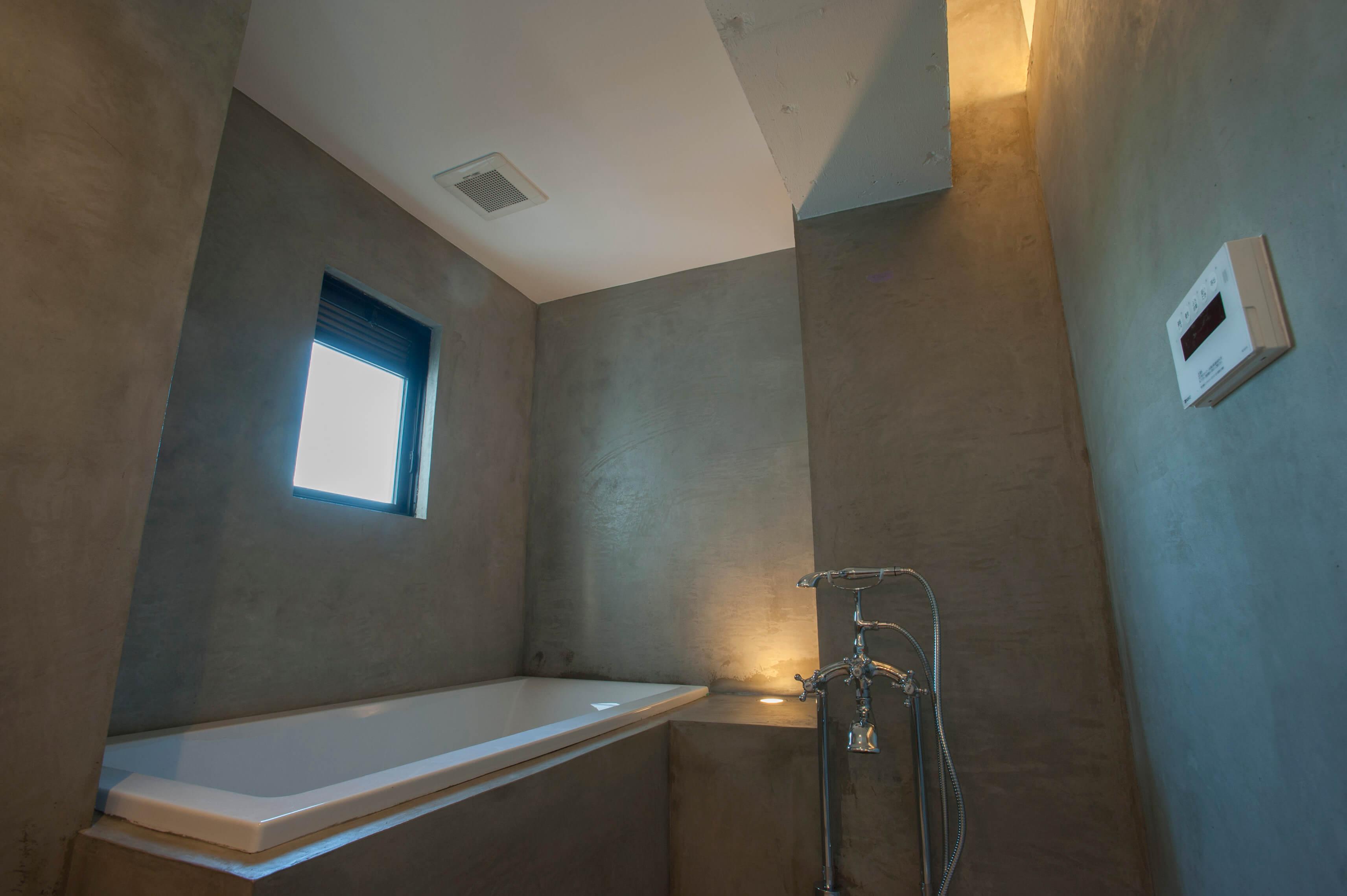 東京都目黒49㎡のリノベーション事例・浴室