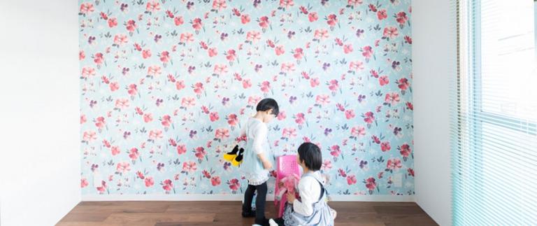 武蔵浦和リノベ事例の子供部屋