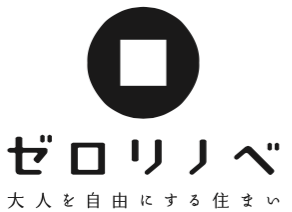 ゼロリノベのロゴ