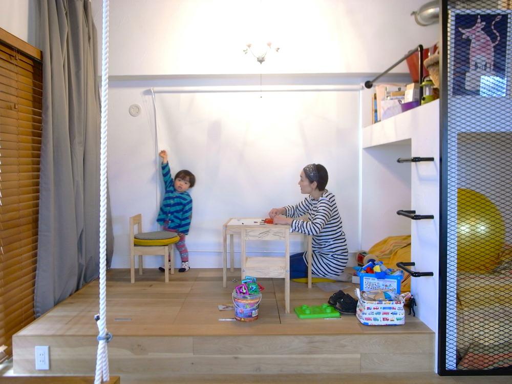 目黒のリノベーション事例子供部屋