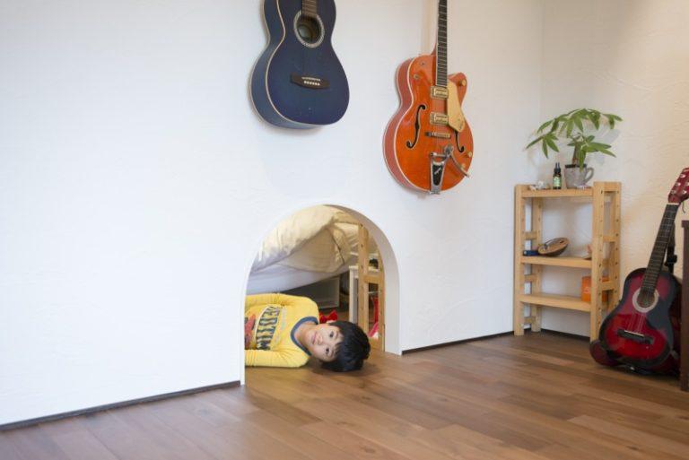 武蔵浦和のリノベーション事例子供部屋