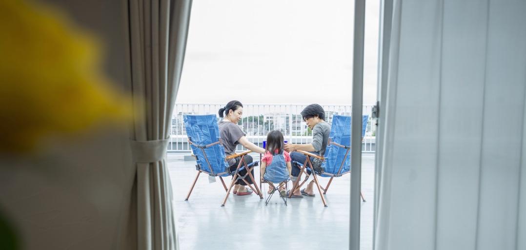 家族が繋がるリノベーション