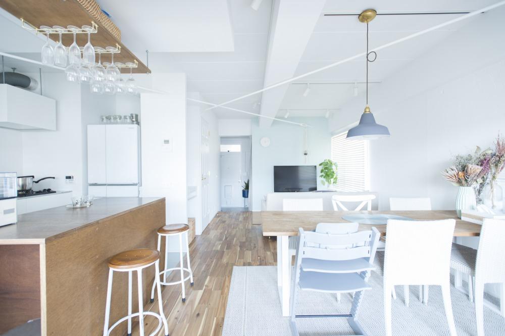 賃貸か購入か熟考して決断した住宅3