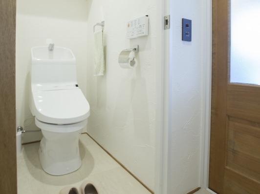 トイレのリノベーション