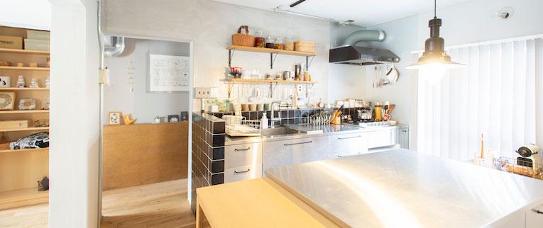 東浦和の中古マンションのリノベーション後のキッチン