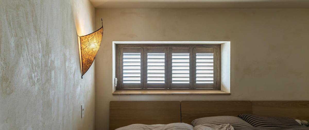 武蔵関リノベーションベッドルーム照明