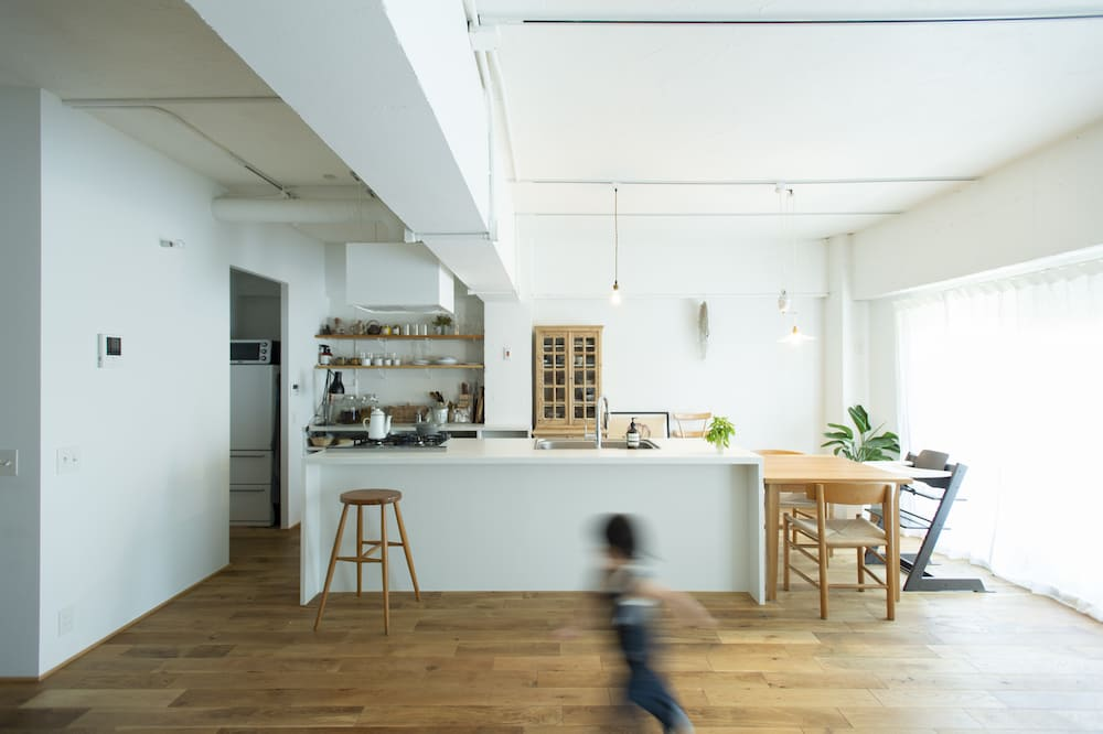 キッチンのセルフリノベーション