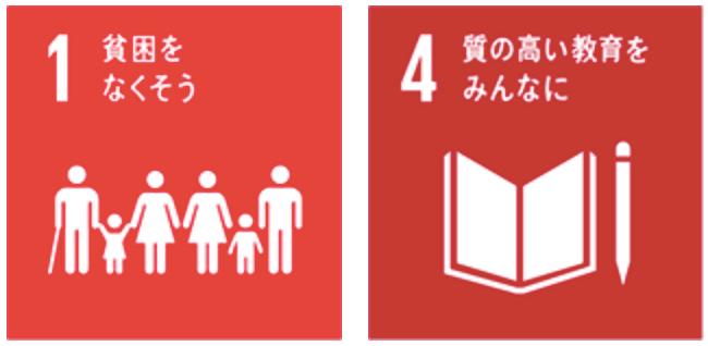 SDGs 貧困・教育