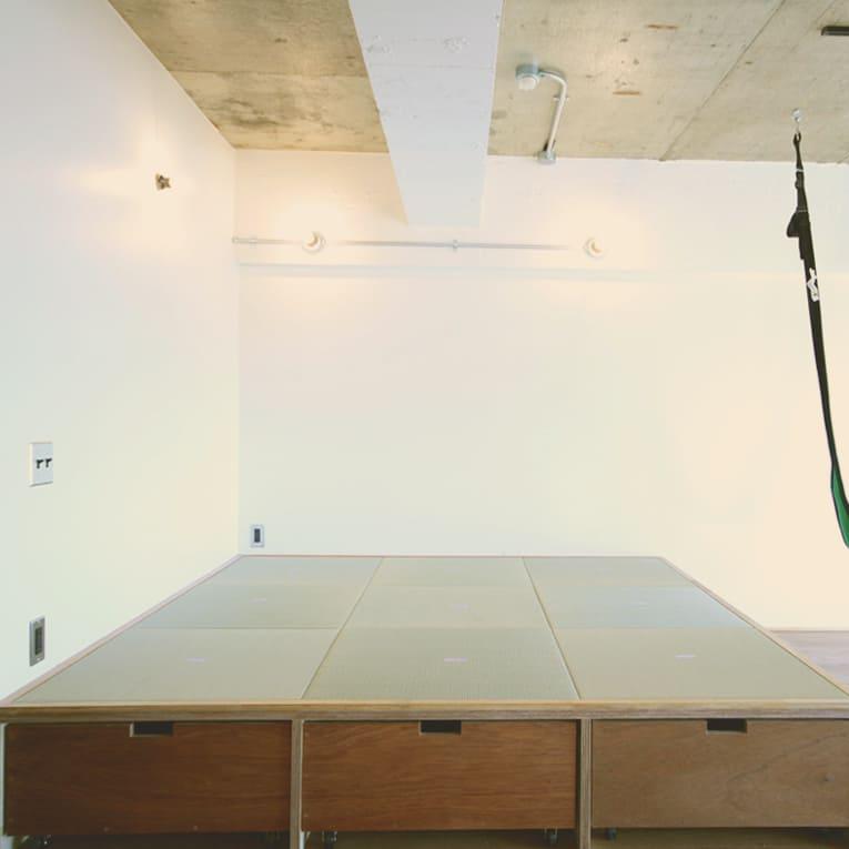 志木の中古マンションのリノベーションの和室