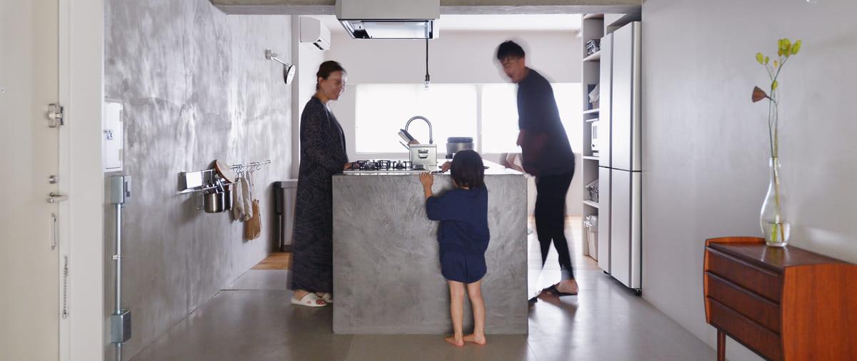 東京都「祖師ヶ谷大蔵」73㎡リノベーション事例