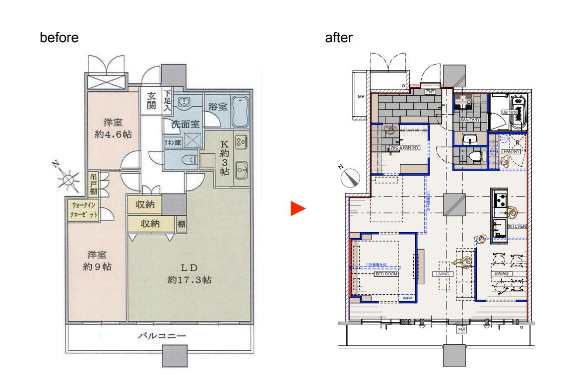 kachidoki-before-after