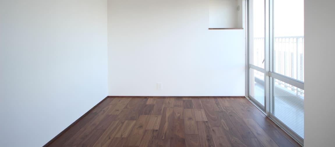 武蔵浦和の中古マンションのリノベーション後の個室