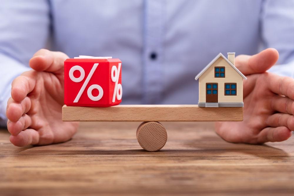 住宅ローンに三大疾病特約をつける際の金利